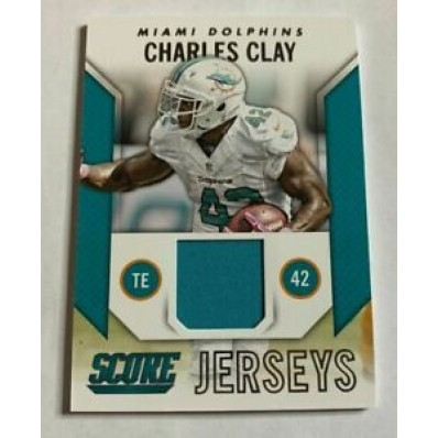 Charles Clay Jersey