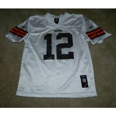 browns 12 jersey