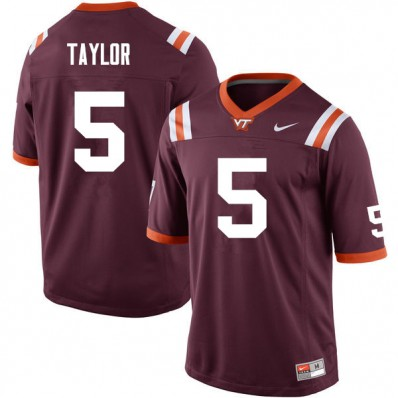 tyrod taylor red jersey