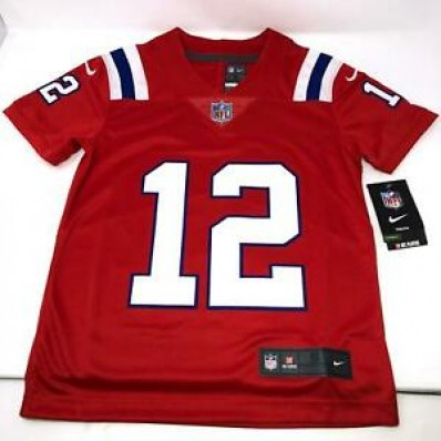 youth patriots throwback jersey